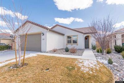 Reno Single Family Home New: 11690 Cervino Dr.