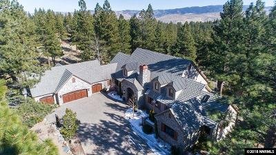 Reno Single Family Home For Sale: 350 Abies