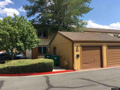 Sparks NV Condo/Townhouse New: $160,000