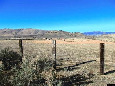 Reno Residential Lots & Land For Sale: 16325 Dry Valley Road