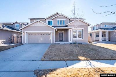 Reno Single Family Home New: 8990 Finnsech Dr
