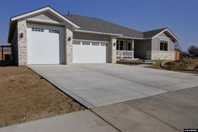Gardnerville Single Family Home For Sale: 1137 Rocky Terrace Dr