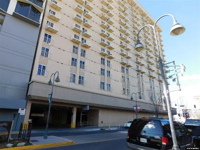 Washoe County Condo/Townhouse For Sale: 200 W 2nd #406