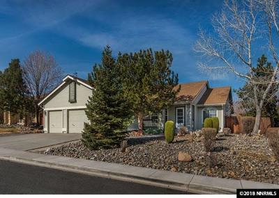 Reno Single Family Home New: 16055 Pine Valley
