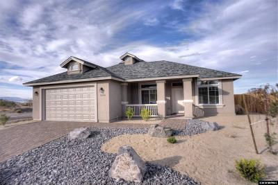Fernley Single Family Home For Sale: 1274 Rainbow