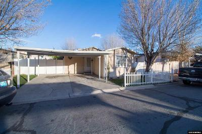 Reno Manufactured Home Active/Pending-Loan: 2630 Daffodil Way
