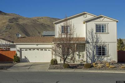 Reno Single Family Home New: 17705 Boxelder Court