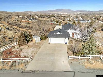 Washoe County Single Family Home New: 8135 Blackfoot Way