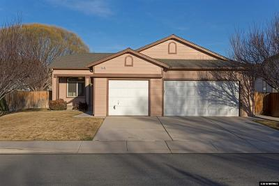 Washoe County Single Family Home New: 5140 Lorenzo Lane