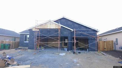 Washoe County Single Family Home New: 5835 Kearney