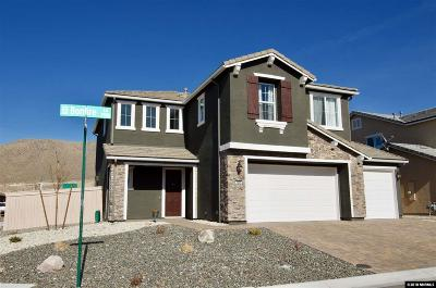 Reno Single Family Home New: 2925 Bonfire Ln