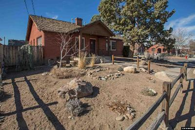 Reno Multi Family Home New: 501 Wilson Avenue