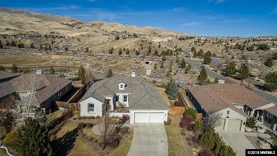 Washoe County Single Family Home New: 8115 Willow Ranch Trail