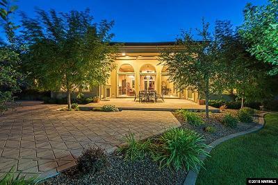 Dayton NV Single Family Home For Sale: $695,000