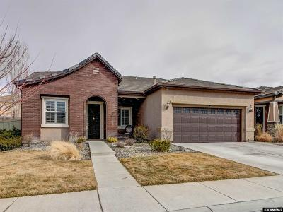 Washoe County Single Family Home New: 10566 Moss Wood Ct