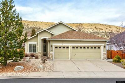 Washoe County Single Family Home New: 2377 Red Maple Court