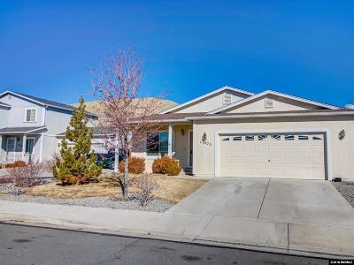 Washoe County Single Family Home New: 17670 Yearling Court