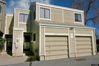 Washoe County Condo/Townhouse New: 1524 Steven Ct.