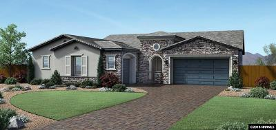 Reno Single Family Home New: 2441 Stonetrack Trail #Lot #25
