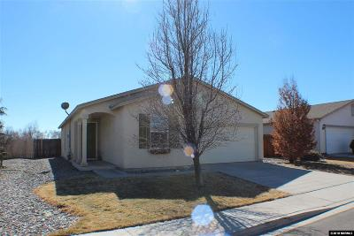 Washoe County Single Family Home New: 1171 Serena Springs
