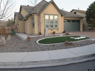 Reno Single Family Home For Sale: 9230 Lost Valley