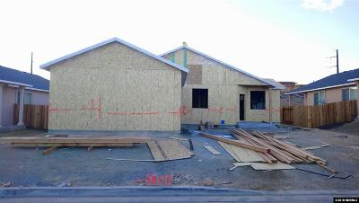 Washoe County Single Family Home New: 5855 Kearney