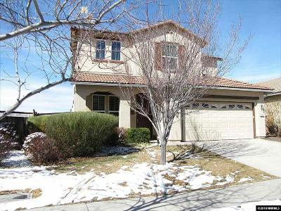 Washoe County Single Family Home Active/Pending-House: 7101 Jermann Dr