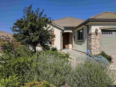 Reno Single Family Home For Sale: 1390 Hidden River Way