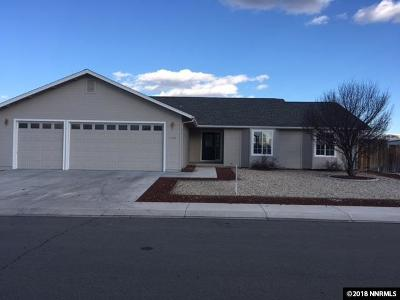 Fernley Single Family Home Price Reduced: 477 Mallard Way