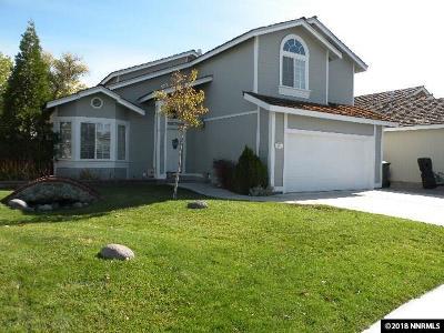 Fallon Single Family Home For Sale: 1005 Deena Way