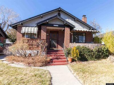 Reno Multi Family Home Active/Pending-Call: 1019 S Arlington