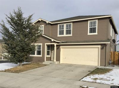 Washoe County Single Family Home New: 7702 Welsh Drive