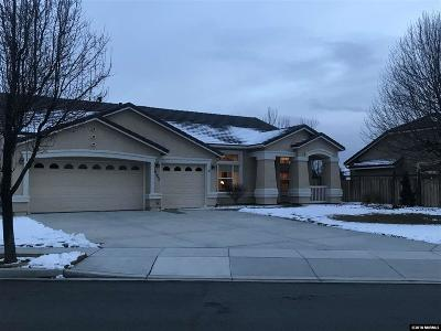 Sparks NV Single Family Home New: $440,000