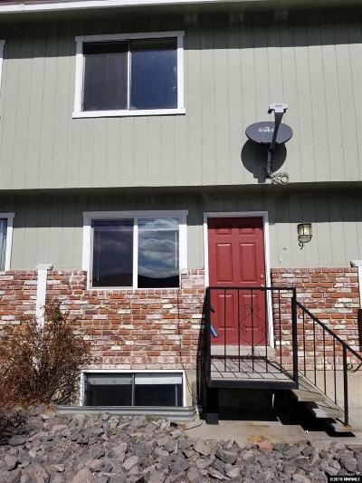 Reno Condo/Townhouse New: 1414 E 9th #9