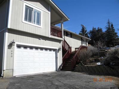 Washoe County Single Family Home New: 1450 Rainna Ct #Nv