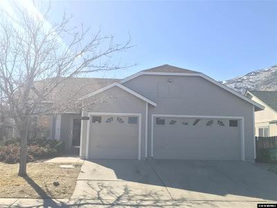 Washoe County Single Family Home Active/Pending-Call: 8000 Monterey Shores