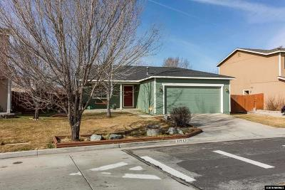 Washoe County Single Family Home Price Raised: 11943 Kernite Street