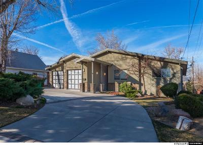 Washoe County Single Family Home New: 1255 Marsh Avenue