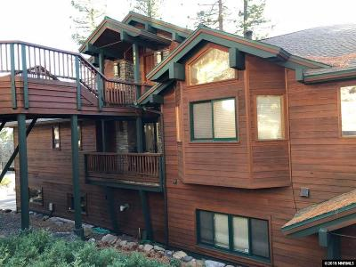 Incline Village Single Family Home For Sale: 367 Fairview Blvd