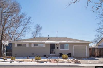 Washoe County Single Family Home New: 29 E Devere Way