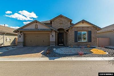Washoe County Single Family Home New: 2250 Arpagos Lane