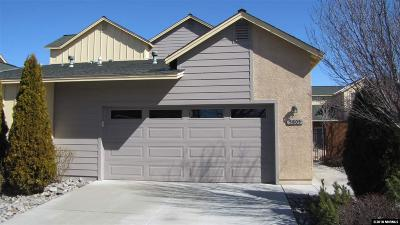 Sparks Condo/Townhouse New: 5805 Crooked Stick Way