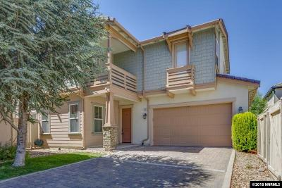 Reno Single Family Home Active/Pending-House: 1637 Sawtooth Trail