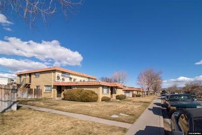 Carson City Condo/Townhouse Active/Pending-Loan: 3300 Woodside Dr. #5