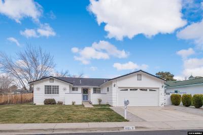 Reno Single Family Home New: 4195 Ranchita