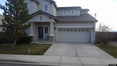 Washoe County Single Family Home New: 6635 Geranium