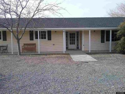 Minden Single Family Home Active/Pending-Call: 2672 Clapham Ln