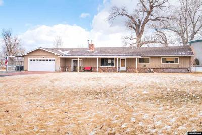 Gardnerville Single Family Home For Sale: 1578 Fifth Green Ct