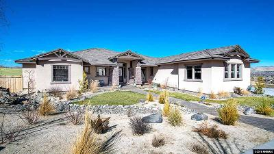 Washoe County Single Family Home New: 2311 Old Waverly