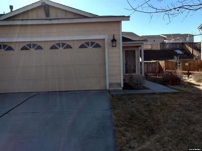 Washoe County Single Family Home New: 8832 Red Baron